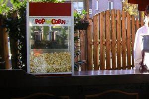 Of een popcornkraam huren?