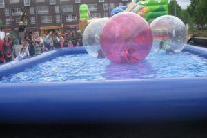 Waterballen huren bij De Toren